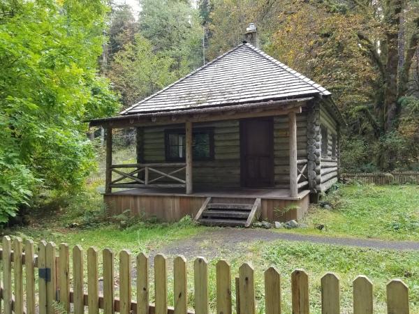 Interrorem Ranger Cabin